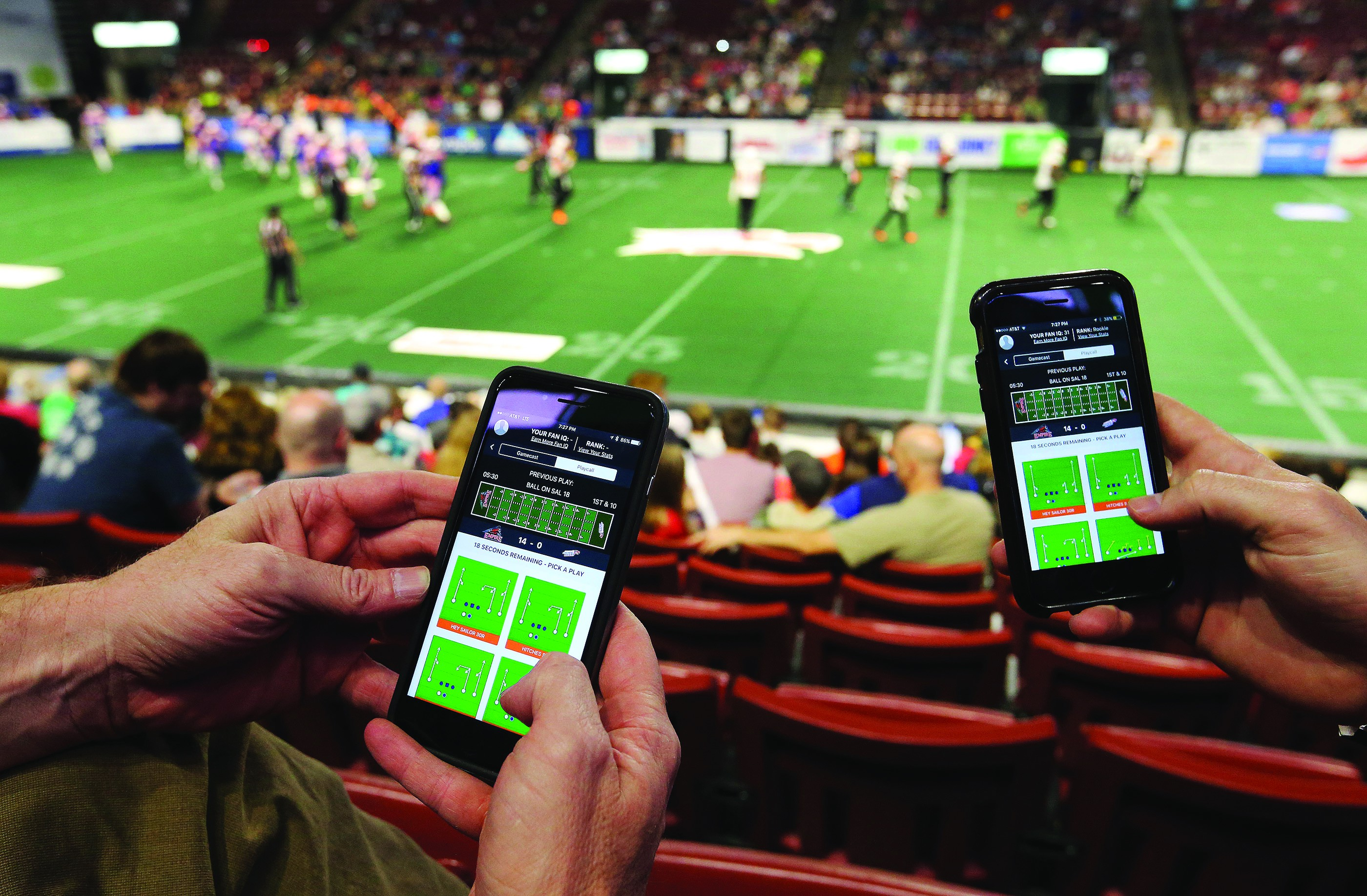 SXSW Startups: FC Football League | by Hugh Forrest | Austin Startups